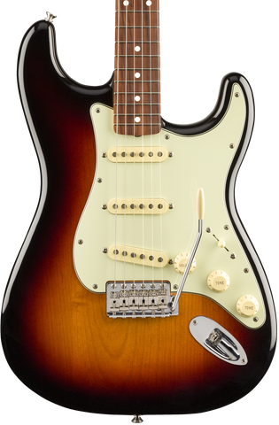 Fender Vintera 60s Stratocaster PF 3 Color Sunburst w/bag
