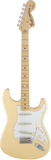 Fender Yngwie Malmsteen Stratocaster Scalloped Maple Fingerboard Vintage White w/case