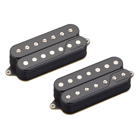 Fishman Fluence Classic Humbucker 7-String Open Core Set Black