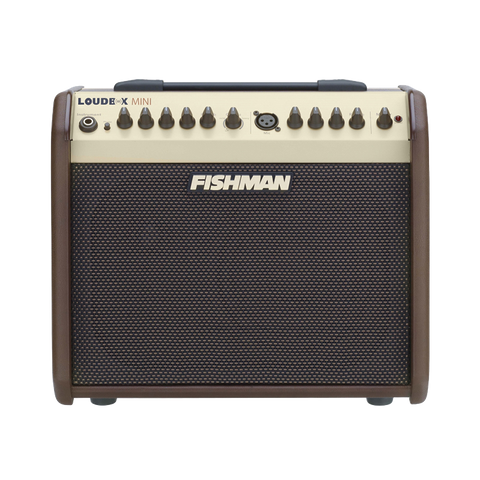 "Fishman PRO-LBX-500 Loudbox Mini 60 watt 1x6.5"" Acoustic Combo Amp w/Tweeter"