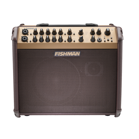 "Fishman PRO-LBT-600 Loudbox Artist BT 120 watt 1x8"" Acoustic Combo Amp w/Tweeter & Bluetooth"