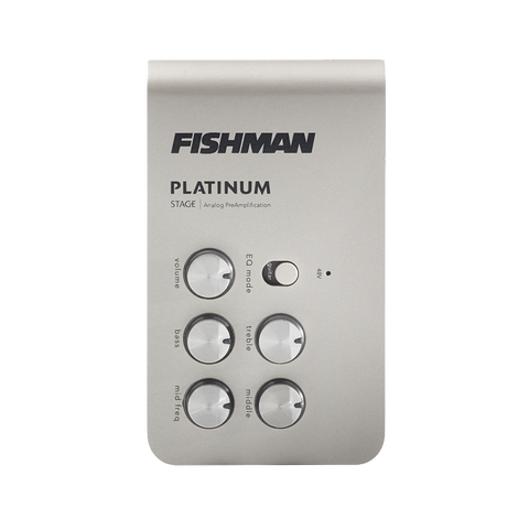 Fishman PRO-PLT-301 Platinum Stage Preamp/EQ/DI