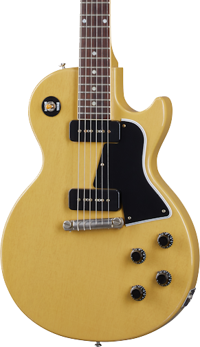 Gibson Custom Shop Murphy Lab 1957 Les Paul Special Single Cut Reissue Ultra Light Aged TV Yellow w/case