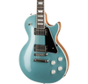 Gibson Les Paul Modern electric guitar body in Faded Pelham Blue Tone Shop Guitars Dallas TX
