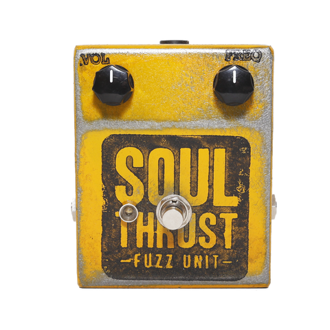 Greer Amps Soul Thrust