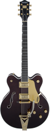Gretsch G6122T Players Edition Country Gentleman w/String-Thru Bigsby Filter'Tron Pickups Walnut Stain w/case