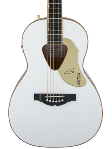 Gretsch G5021WPE Rancher Penguin Parlor Acoustic/Electric White