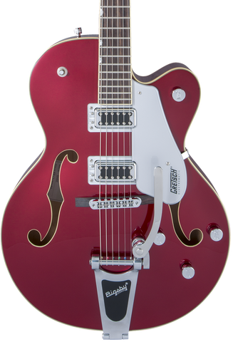 Gretsch G5420T Electromatic Hollow Body Single-Cut with Bigsby RW Candy Apple Red