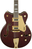 Gretsch G5422G-12 Electromatic Hollow Body Double-Cut 12-String w/Gold Hardware Walnut Stain