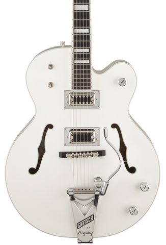 Gretsch G7593T Billy Duffy Signature White Falcon w/Bigsby w/case