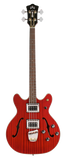 Guild Starfire Bass II Cherry Red w/case