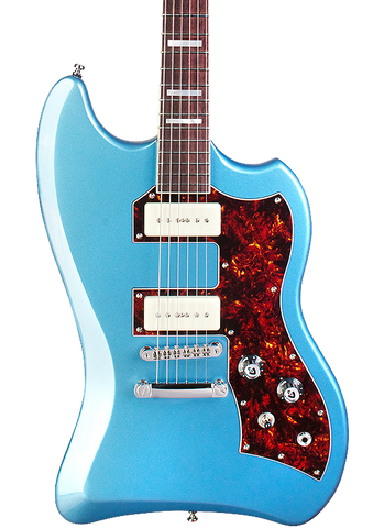 Guild T-Bird ST P90 Pelham Blue w/bag