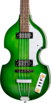 Hofner Ignition PRO Violin Bass Green