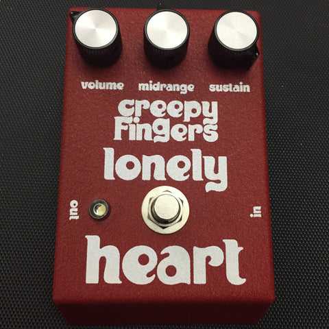 Creepy Fingers Lonely Heart