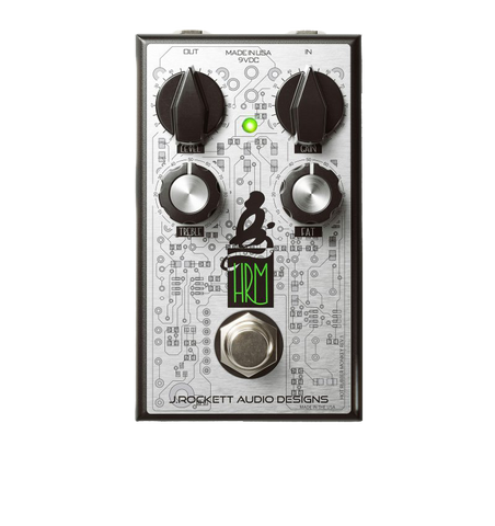 J Rockett HRM Hot Rubber Monkey Overdrive