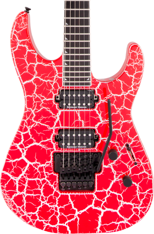 Jackson Pro Series Soloist SL2 Red Mercury