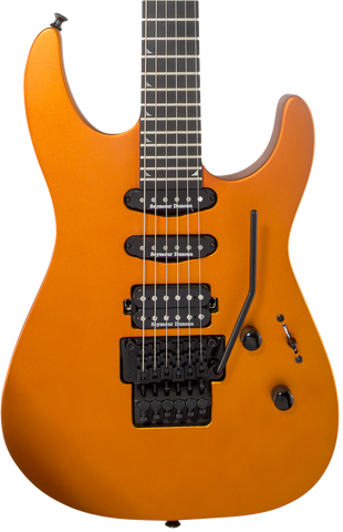 Jackson Pro Series Soloist SL3 Ebony Fingerboard Satin Orange Blaze