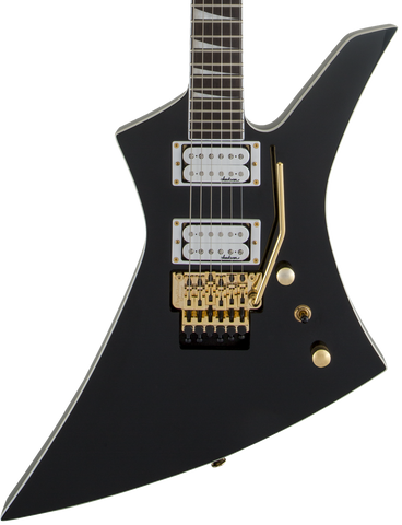 Jackson X Series Kelly KEX Laurel Gloss Black