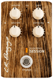 LR Baggs Align Session Acoustic Saturation/Compressor/EQ Pedal