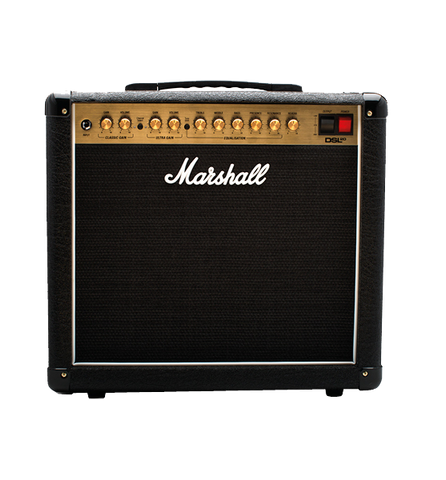Marshall DSL20CR 20W Combo w/Reverb FX Loop