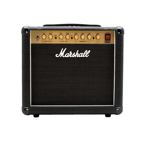 Marshall DSL5CR 5W Combo w/Reverb & FX loop