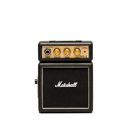 Marshall MS-2-U Mini Practice Amp Black