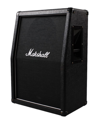 "Marshall MX212A 2x12"" Celestion loaded 160W, 8 Ohm angled cabinet"