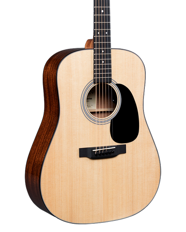 Martin D-12E w/soft shell case