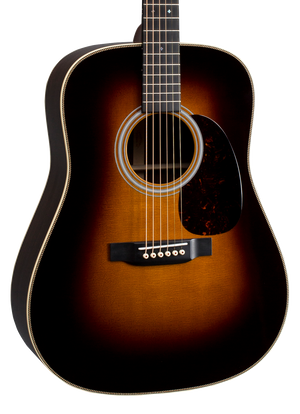 Martin HD-28 Sunburst w/case