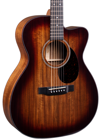 Martin OMC-16E Burst w/soft case