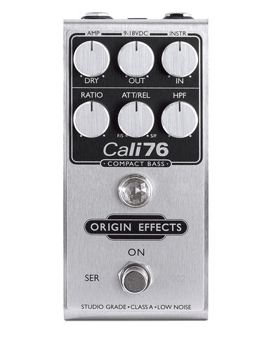 Origin Effects 76-CB Cali76 Compact Bass