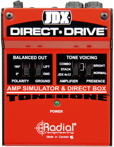 Radial JDX Direct-Drive