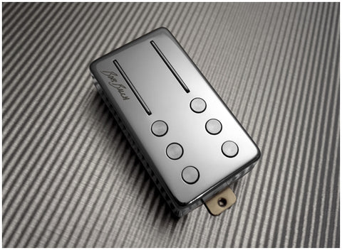 Railhammer BOB-NK-ch Bob Balch Signature Neck Pickup Chrome