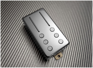 Railhammer CH-NK-ch Chisel Neck Pickup Chrome