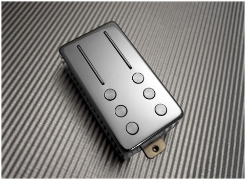 Railhammer CHI-NK-ch Chisel Neck Pickup Chrome