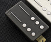Railhammer RG-BR-bk Reeves Gabrels Signature Bridge Pickup Black