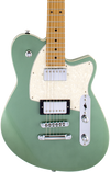 Reverend Charger HB Metallic Alpine