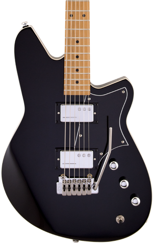 Reverend Descent W Baritone Midnight Black