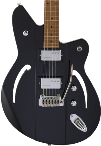 Reverend Airsonic W Midnight Black
