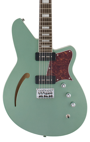 Reverend Airwave 12-String Metallic Alpine
