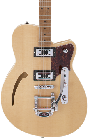 Reverend Club King RT w/Bigsby Natural