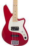 Reverend Decision Bass Party Red
