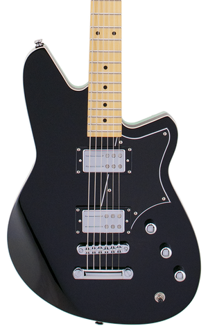 Reverend Descent RA Midnight Black