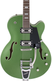 Reverend PA1 RT Pete Anderson Signature Satin Metallic Emerald w/case