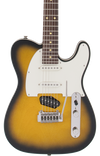 Reverend PA2S Pete Anderson Eastsider S Satin Tobacco Burst