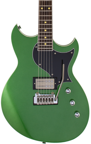 Reverend Reeves Gabrels Dirtbike Metallic Emerald