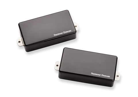 Seymour Duncan AHB-1s Blackouts, Set Black Chrome