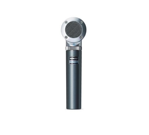 Shure Beta 181/BI Side-Address Instrument Microphone