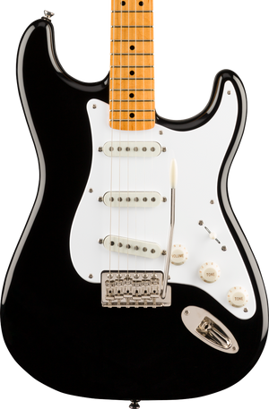 Squier Classic Vibe '50s Stratocaster Maple Fingerboard Black