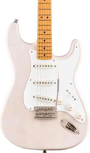 Squier Classic Vibe '50s Stratocaster Maple Fingerboard White Blonde